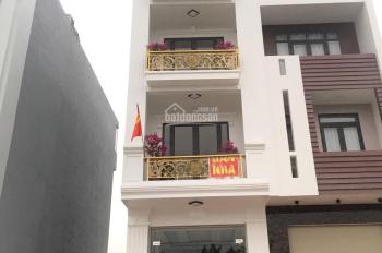 Bán nhà 4 tầng độc lập cọc khoan nhồi, lô 14 Lê Hồng Phong, Hải An, Hải Phòng