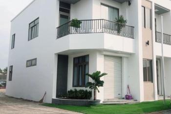 Bán nhà mới 100% ngay thành phố Tân An, giá chỉ 1 tỷ 690tr