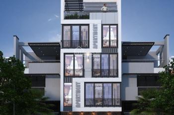 Bán nhà mặt phố Linh Lang, Đào Tấn, Ba Đình 40m2, 5 tầng, mặt tiền 6m giá 13.5 tỷ, ô tô tránh, KD