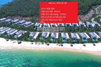 Tôi Cường, bán cắt lỗ 2 tỷ BT Vinpearl Nha Trang - mặt biển chỉ 10 tỷ tôi cần bán gấp - 0934555420