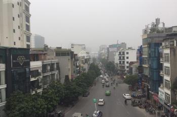 Cho thuê nhà mặt phố Trần Phú, hai mặt tiền: Diện tích 40m2x4T, mặt tiền 5m, nhà mới. LH 0938218111