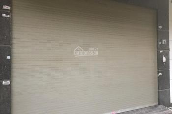 Cho thuê nhà mặt phố Khương Trung 40m2 x 3 tầng, giá 17 tr/tháng
