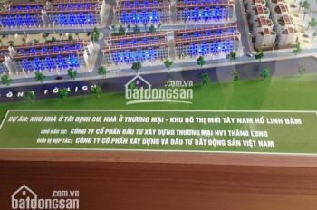 50 suất ngoại giao liền kề Tây Nam Linh Đàm vào tên hợp đồng cho khách giá 38tr/m2, lh 0816791988