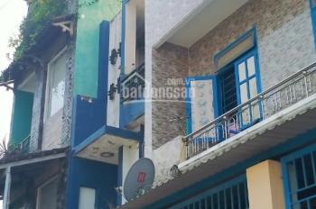 Nhà bán mặt tiền 3 lầu 1 trệt, đường thông nhánh đường Trương Văn Hải, P Hiệp Phú, Quận 9
