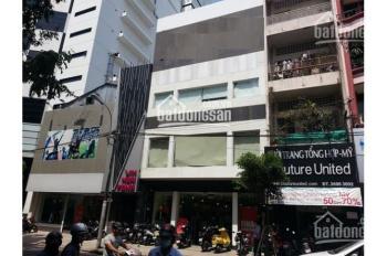 Bán nhà MT Nguyễn Thái Học, Quận 1. (4x18m) 1 trệt 2 lầu, gía 21 tỷ, 0947916116