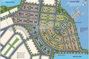 Bán gấp căn góc 6 tầng mặt đường 13,5m Aqua City Hạ Long giá CĐT, LH 0931791792