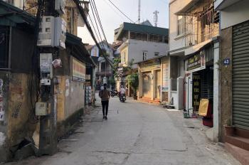 Cần tiền bán gấp mảnh đất thổ cư 60m2 lô góc 2 mặt đường tại Đào Xuyên, Đa Tốn, Gia Lâm  đường 4m