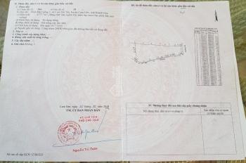 Chính chủ cần bán gấp lô đất Cam Hải Tây 6777m2, phù hợp đất ở, cách QL1 1km, giá chỉ 900 nghìn/m2