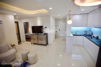 Căn hộ cho thuê, đầy đủ đồ đẹp tại HD Mon City, căn hộ 2 phòng ngủ, 54m2, BC Đông Nam, 0961141449