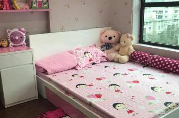 Cho thuê căn hộ full nội thất, diện tích 68m2 tại tòa Valencia, Việt Hưng, Long Biên, S: 68m2