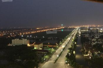 Bán căn hộ 3 phòng ngủ góc, view đẹp, 80m2 thông thủy, dự án Eco City, KĐT Việt Hưng, Long Biên