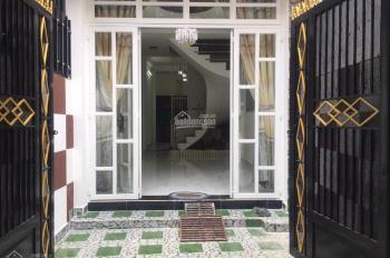Bán nhà Nguyễn Thượng Hiền, Hoàng Hoa Thám, P5 40m2 trệt 2 lầu đúc, 4.5 tỷ TL