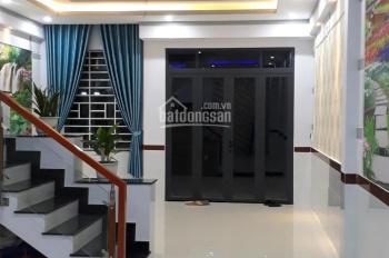 Bán nhà 1 trệt 2 lầu KDC Lê Phong gần TT Y Tế Dĩ An, nhà mới xây