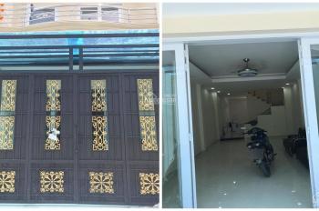 Nhà MTNB 6m Trần Văn Kiểu, 4x17.5m, 1 trệt 1 lầu ST, P10 - Q6