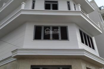 Bán khu nhà mới Bảo Ngọc Garden Hà Huy Giáp Quận 12, 1 trệt 4 lầu, đường 12m, giá 4,2 tỷ