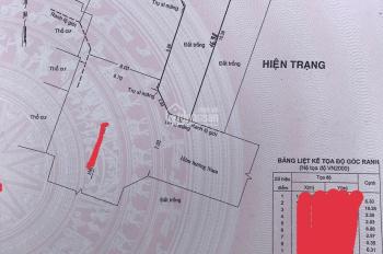 Đất chính chủ góc 2MT hẻm 8m Thạch Lam DT 95m2, giá 8.55 tỷ KD được