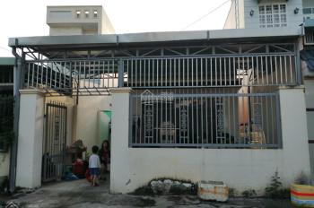Bán nhà mặt tiền đường KP3-1, ngay trung tâm thị trấn Hóc Môn, cách Lý Thường Kiệt 60m