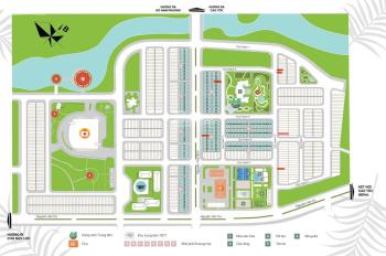 Chính chủ, bán gấp lô đối diện công viên và mặt tiền Nguyễn Thái Bình, giá rẻ nhất thị trường