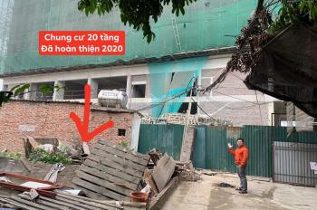 Đất 39m2, ngõ ô tô vào nhà giá 1,85 tỷ Tổ 18 Thượng Thanh, Long Biên