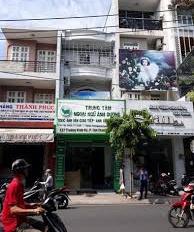 Kẹt tiền cần bán nhà MT đường Bờ Bao Tân Thắng, Tân Phú. DT 4.5x30m T, 3L, gía 15 tỷ