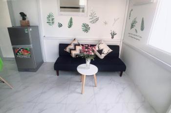 Phòng tiện nghi có gác, kệ bếp, tủ quần áo ngay CV phần mềm Quang Trung, 25m2