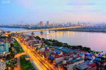 Bán gấp căn 2PN, tầng 22, view sông Hồng đẹp nhất chung cư Sun Ancora Lương Yên, 4.1 tỷ