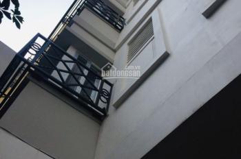 Bán nhà xây mới DT 45m2, MT 3,9m, 6.5 tầng khu Võng Thị, nhà thang máy, ô tô, cách hồ 5 phút đi bộ