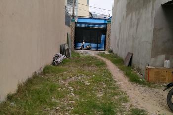 Bán đất mặt tiền dân cư hiện hữu nở hậu đường 18 Linh đông giá 40tr/m2