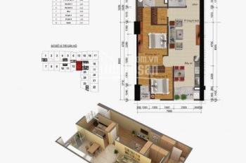 Chính chủ cần bán căn số 14, DT: 83,8m2 chung cư Gemek Tower, giá 15,2 triệu/m2, LH: 0901751599