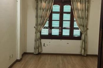 Chính chủ cho thuê lâu dài nhà 4 tầng ở phố Thịnh Liệt