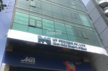 Cho thuê gấp nhà  2 mặt tiền đường Trần Quang Khải quận 1.  DT 17x16m, giá 200 triệu