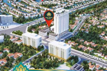 Căn hộ đa năng nhất khu đô thị Sài Đồng, làm 3 phòng ngủ, giá chỉ bằng căn 2 phòng, CK 8%, LS 0%