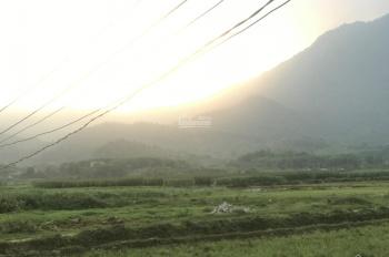 Cần bán lô đất 1469m2 300m2 đất ở, thôn Muồng Voi Vân Hoà, Ba Vì, Hà Nội
