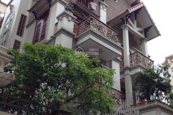 Bán biệt thự Dịch Vọng, cạnh công viên. Diện tích 260m2 x 3,5 tầng, hướng Đông Nam, giá 44 tỷ