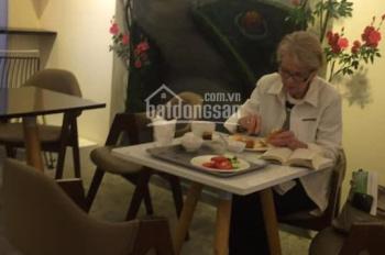 Cho thuê mặt bằng quán cafe tại 41 Hoàng Sa, P Đa Kao, Quận 1