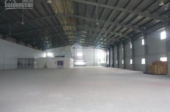 Cho thuê kho xưởng siêu đẹp 2160m2 đường Bế Văn Cấn, P. Tân Kiểng, Quận 7