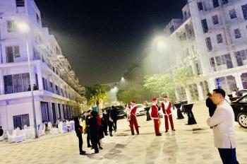 Chính chủ bán shophouse mặt phố đi bộ chính, đẹp nhất dự án The Manor Central Park, Hoàng Mai
