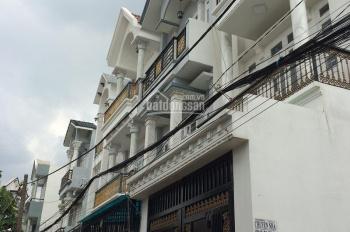 Bán nhà 1 trệt 2 lầu (4x15m) giá 4.35 tỷ (TL), Đường Nguyễn Thị Kiểu, P. TTH, Q12