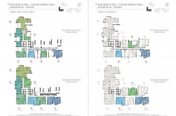 Chủ nhà bao toàn bộ thuế phí cần bán nhanh căn duplex sân vườn đẹp nhất dự án Vista Verde