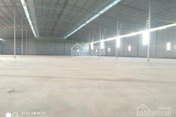 Cho thuê kho xưởng, kho bãi tại khu công nghiệp Đình Vũ