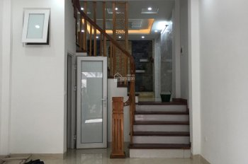 Cắt lỗ! Bán nhà Trung Kính, Nguyễn Chánh, Cầu Giấy 45m2 x 5T mới tinh, TK hiện đại, siêu đẹp 5,2 tỷ