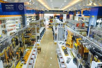Cửa hàng kinh doanh - Mặt phố Trung Hòa. Diện tích 140m2 x 1 tầng, mặt tiền 5.5m, thông suốt