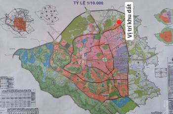 Đất Bình Yên giáp Tỉnh lộ 420, chỉ 5 phút vào CNC Hòa Lạc 125m2, nhỉnh 900 triệu, 097 125 45 86