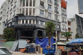 Cho thuê nhà góc 2 MT Trần Quang Khải, P. Tân Định, Q. 1, 5x22.2m, trệt, gác, giá 110 triệu/th