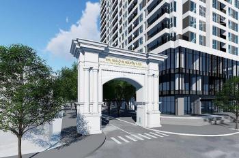 Cho thuê căn hộ 90 Nguyễn Tuân tầng cao, 83m2, 2PN, full đồ nội thất đẹp 12tr/th. LH 0961016832