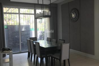 Cho NNN thuê villa Thảo Điền Quận 2: 3PN, có garage, 300m2, đủ nội thất đẹp, giá 88 triệu/tháng