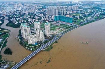 Bán căn hộ văn phòng dự án Thủ Thiêm Dragon quận 2, DT 35m2, view sông Sài Gòn