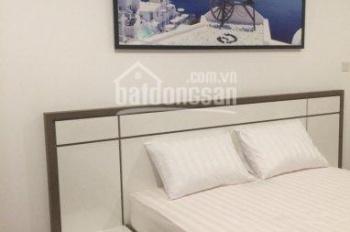 Cho thuê căn hộ chung cư Masteri Millennium, 2 phòng ngủ, thiết kế châu Âu giá 18 triệu/tháng