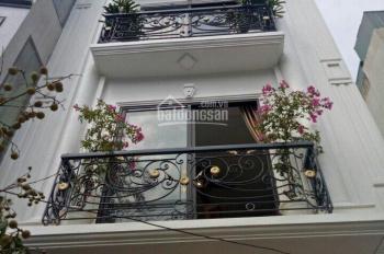 Bán nhà mới, ô tô vào nhà, giá 5.8 tỷ phố Kim Ngưu, 38m2 x 5T, MT 3.8m, Hai Bà Trưng