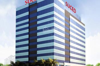 Cho thuê sàn văn phòng Suced 108 Nguyễn Hoàng 300 - 500m - 2000m2